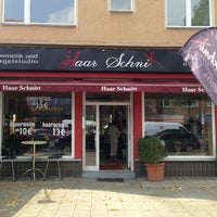 Photo taken at Haarschnitt Friseur by EmrE K. on 7/30/2013