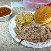 Photo taken at Lexington Barbecue by Clay H. on 4/20/2013