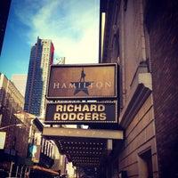 7/3/2016にMatthew B.がRichard Rodgers Theatreで撮った写真