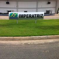 Photo taken at Aeroporto de Imperatriz / Prefeito Renato Moreira (IMP) by Analy R. on 11/23/2012