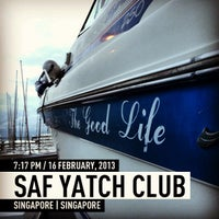 Photo taken at Nautical @ SAF Yacht Club by Bond B. on 2/16/2013