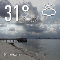 Das Foto wurde bei Punggol Jetty von Bond B. am 5/4/2013 aufgenommen