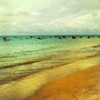 Foto tirada no(a) Praia de Tambaú por Carla Cristina S. em 12/24/2012