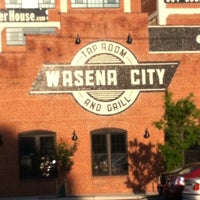 Photo taken at Wasena City Tap Room & Grill by Meghan S. on 5/12/2013