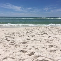 Photo taken at Panama City Beach, FL by Erin L. on 4/1/2017