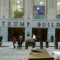 Photo taken at Trump Building by Ed M S. on 12/21/2016