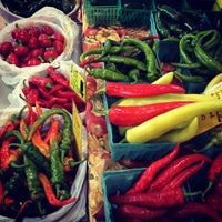 Photo taken at St. Paul Farmers' Market by Meghan K. on 9/7/2013