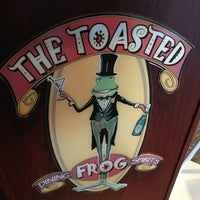 Photo taken at The Toasted Frog by Jesse H. on 9/10/2013