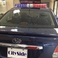 Photo taken at Cityside Subaru by Michael I. on 10/12/2013
