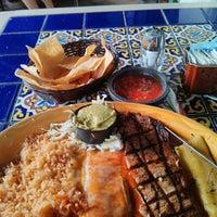 Photo taken at Las Casuelas Terraza by K ×. on 7/7/2013