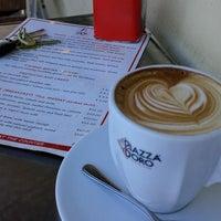 Photo taken at Alberto's Shot Cafe by Thomas S. on 8/25/2013