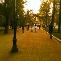 Foto scattata a Parque Forestal da Sergio DjSextoy Z. il 11/21/2012