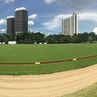 Photo taken at Singapore Polo Club by Tim C. on 6/17/2017