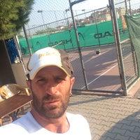 Photo taken at Ortaca Tenis Akademisi by Yavuz B. on 8/6/2018