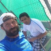 Photo taken at Ortaca Tenis Akademisi by Yavuz B. on 7/28/2018