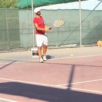 Photo taken at Ortaca Tenis Akademisi by Yavuz B. on 11/16/2017