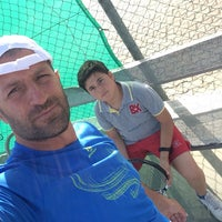 Photo taken at Ortaca Tenis Akademisi by Yavuz B. on 5/24/2018