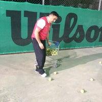 Photo taken at Ortaca Tenis Akademisi by Yavuz B. on 3/19/2018
