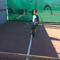 Photo taken at Ortaca Tenis Akademisi by Yavuz B. on 3/10/2018