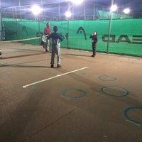 Photo taken at Ortaca Tenis Akademisi by Yavuz B. on 2/2/2018