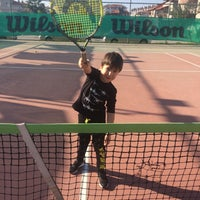 Photo taken at Ortaca Tenis Akademisi by Yavuz B. on 1/31/2018
