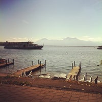 Photo taken at Chiemsee by Niels F. on 9/16/2012