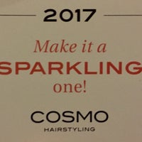 Photo taken at Cosmo Hairstyling by Rich T. on 1/17/2017