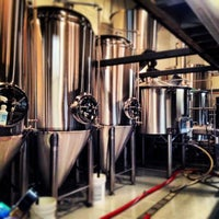 Photo taken at Wolf's Ridge Brewing by West C. on 10/26/2013