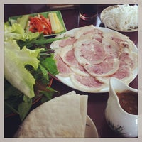 Photo taken at Phương Nam Restaurant by Noong M. on 7/16/2013