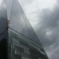 Photo taken at World Trade Center Construction Security by David L. on 9/11/2014