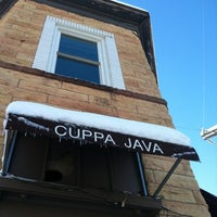 Photo taken at Cuppa Java by Jill B. on 12/10/2012