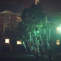 Photo taken at Hearn Plaza by Christian B. on 10/20/2013