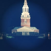 Photo taken at Hearn Plaza by Christian B. on 5/19/2014