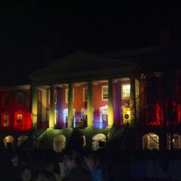 Photo taken at Hearn Plaza by Christian B. on 12/5/2012