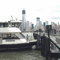 Photo taken at NY Waterway Ferry Terminal Paulus Hook by John S. on 11/1/2012