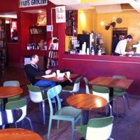 Photo taken at Upper Nine Doughnut by David M. S. on 2/13/2014