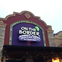 Photo taken at On The Border Mexican Grill & Cantina by Jack S. on 12/15/2012