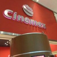Photo taken at Cinemex by Jose Luis C. on 10/7/2012