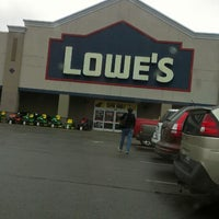 Photo taken at Lowe's Home Improvement by Lorri P. on 3/24/2013