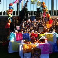 Photo taken at Memorial Park by Luis C. on 11/2/2013
