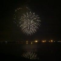 Photo taken at Fiesta Island by Luis C. on 5/26/2013
