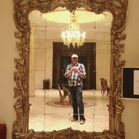 Photo taken at Amt - Excelsior Grand Hotel Catania by Jacob J. on 5/12/2013