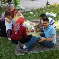Photo taken at Karpuz Atan Parkı by ✅ Frdn .. on 7/19/2015