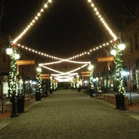 Photo taken at Brightleaf Square by Lissa K. on 12/2/2012
