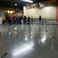 Photo taken at Estación Intermodal La Cisterna by Maddie E. on 8/15/2013