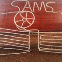 Photo taken at Sam's Log Cabin by S P. on 10/23/2012