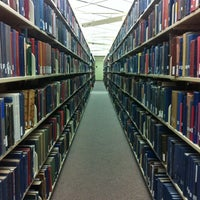 Photo taken at Perry-Castañeda Library (PCL) by Yago d. on 9/22/2012