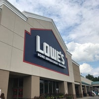 Photo taken at Lowe's Home Improvement by Jonathan S. on 8/6/2017