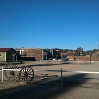 Photo taken at Fort West Barranco by Miguel D. on 12/7/2013
