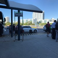 Photo taken at Tampa Port Authority by Tom N. on 3/17/2018